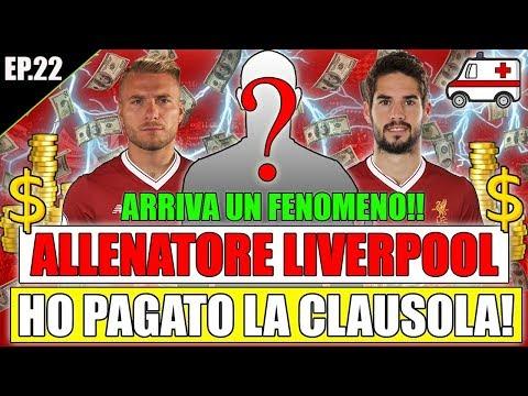 HO PAGATO LA CLAUSOLA DI UN FENOMENO!! + INFORTUNIO GRAVE PER... |  FIFA 18 CARRIERA ALLENATORE #22