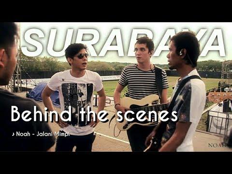 JALANI MIMPI - NOAH   Behind The Scene