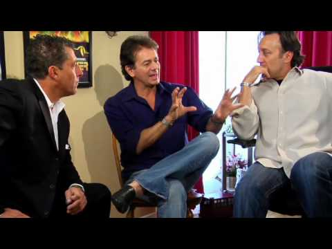 The Making  of Adrian Zmed in Concert Part 1