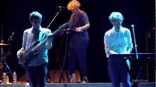 Architecture In Helsinki - Do the Whirlwind (Live in Jakarta, 10 March 2012)