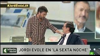 """Jordi Évole a Paco Marhuenda: """"Hay portadas que son la mejo..."""