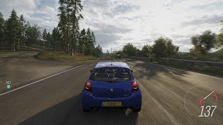 Forza Horizon 4 - 2007 Renault Clio RS 197 Gameplay [4K]