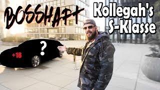 Kollegah bekommt endlich seine Bosshafte S-Klasse AMG !!!! | Folienprinz thumbnail