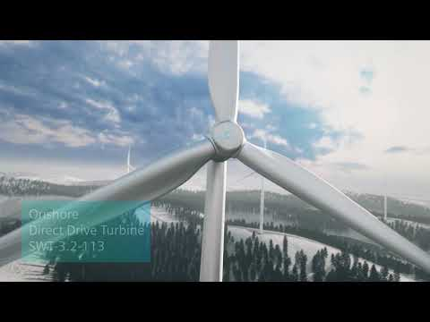Siemens Onshore Windpower
