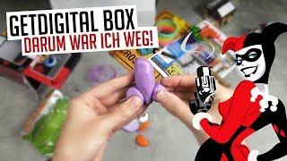 getDigital Box 08/2017 - Deswegen war ich weg!