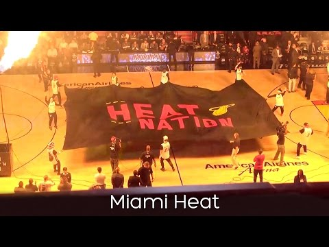 Miami Heat at American Airlines Arena | Florida 2015