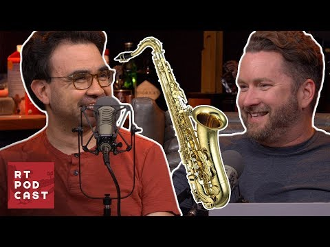 RT Podcast #458 - Unexpected Sax Man!