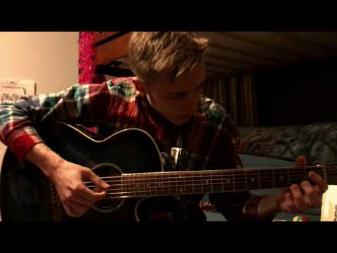 Eric Johnson-Song For George-Cover By Samuel Ford