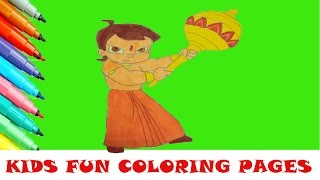 Learn Colors Drawing Soccer Ball With Water Colors Painting Coloring Pages for Kids | Coloring Page