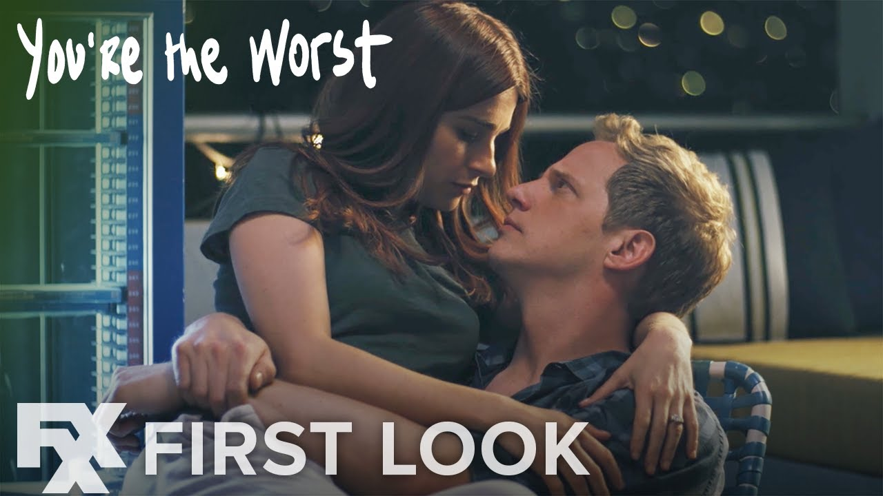 Download You're The Worst   Season 5: First Look   FXX