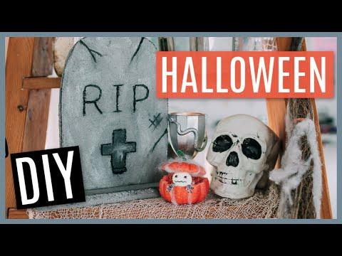 DIY Halloween : Décoration facile et rapide ! (français)