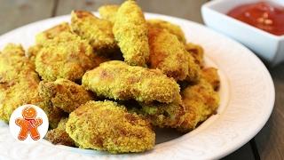 Наггетсы в Духовке Быстро и с Хрустящей Корочкой ✧ Chicken Nuggets in Oven
