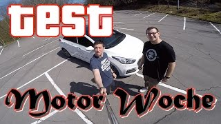 MotorWoche   Hyundai i30 Turbo   Test   German  