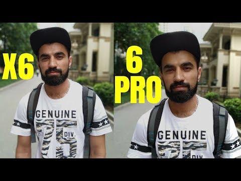 Nokia X6 VS Xiaomi Redmi 6 Pro Camera Comparison In Hindi