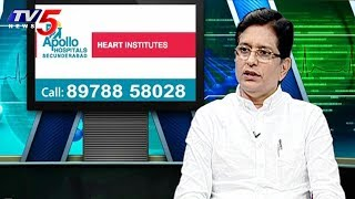 Heart Problems In Middle Age | Prevention & Treatments | Apollo Hospitals | TV5 News