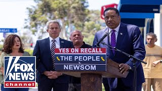 'The Five' rip media silence over 'racist' attack on Larry Elder