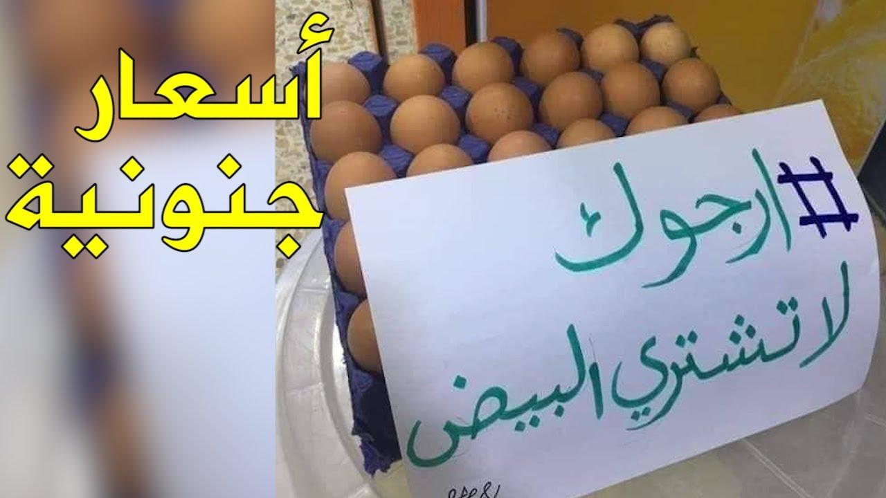 لن تصدق كم أصبح سعر البيضة الواحدة؟ ... ارتفاع رهيب في أسعار