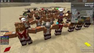 [ROBLOX AOT:U] DORKISU TAKES OVER BEFORE TRAINING