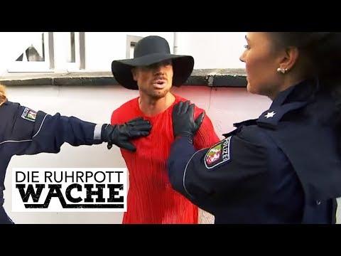Einbrecher in Frauenklamotten: Techtelmechtel in fremder Wohnung   Die Ruhrpottwache   SAT.1 TV