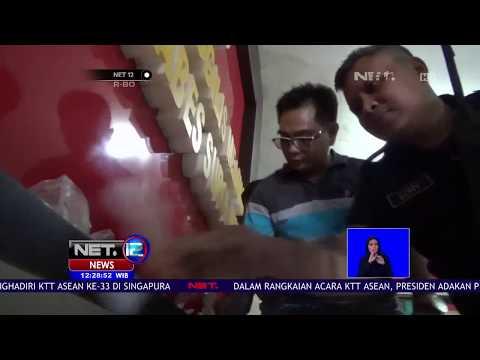 Polisi Amankan Siswa SD dan SMP yang Sedang Pesta Lem  NET12