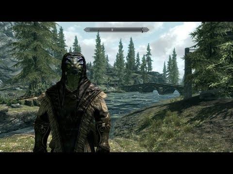 Argonian Dovahkiin (Skyrim)