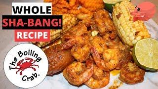 Boiling Crab Whole Sha-Bang Recipe | Cook With Princess Jonalyn