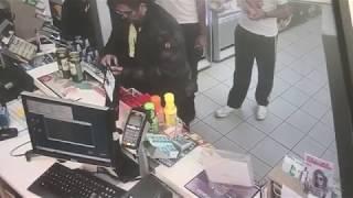 Sejo Kalač krade na pumpi - 25.03.2019.