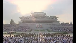 Северная Корея против: власти КНДР организовали митинг в ответ на новые санкции ООН