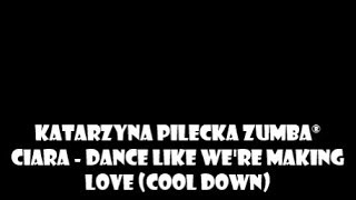 Katarzyna Pilecka Zumba - Dance Like We're Making Love (Cool Down) (36 weeks pregnant)