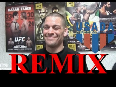 Nate Diaz - Everybody's On Steroids REMIX ft. Conor McGregor