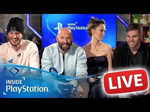 Bloodborne, Ratchet und Clank, Mulaka, Ultimate Chicken Horse | Inside PlayStation Live