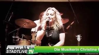Ankündigung Konzert Christina Rommel Schokokonzert 28.11.2015 in Bad Pyrmont