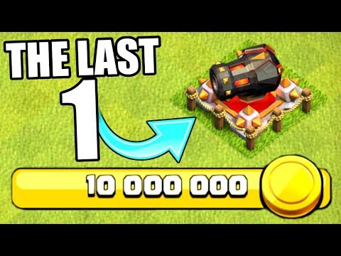 Thumbnail: THE JOURNEY HAS COME TO AN END!! 🔥 Clash Of Clans 🔥 THE LAST EVER UPGRADE!