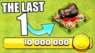 THE JOURNEY HAS COME TO AN END!! 🔥 Clash Of Clans 🔥 THE LAST EVER UPGRADE!