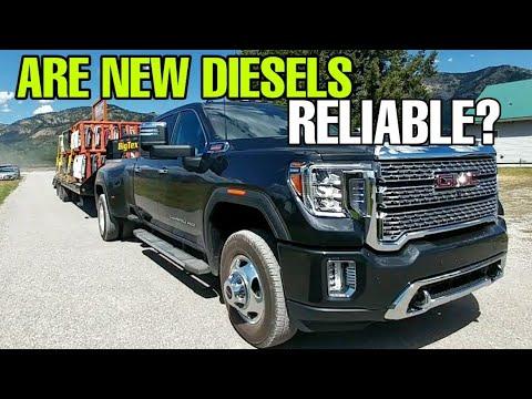 Is an $85k 2020 GMC Denali Diesel RELIABLE?