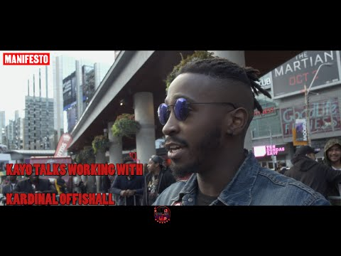 Interview Sessions - KAYO talks working with Kardinal Offishall | MNFSTO 9