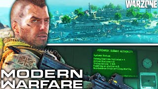 Modern Warfare: HUGE NEW LEAKS, Next DLC WEAPON REVEALED, SECRET Metro Station, & MORE!