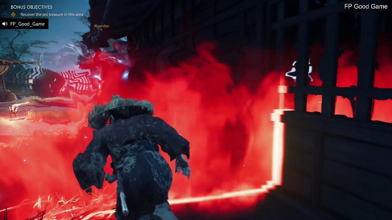 Ghost of Tsushima Legends Co Op Gameplay Walkthrough Part 9 The Fire Spirits Of Yarikawa