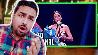 Lyodra - Hati Yang Kau Sakiti (Rossa) | Indonesian Idol - Reaction | yang kau sakiti | Reaction