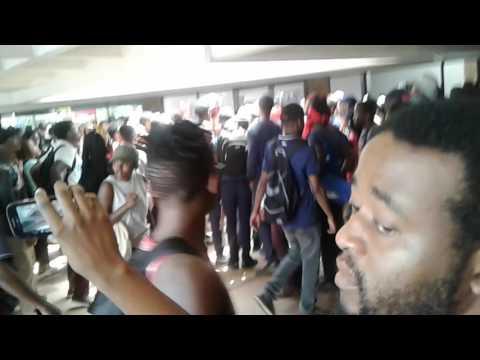 University of Pretoria Student Protests