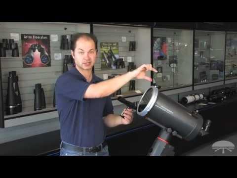 How To Use Orion Full Aperture Glass Telescopes Solar