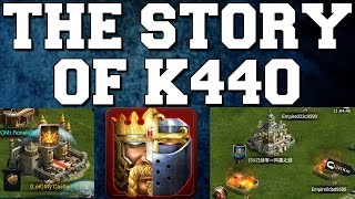 THE STORY OF KINGDOM 440 (THUNDER IS DIRTY) CLASH OF KINGS