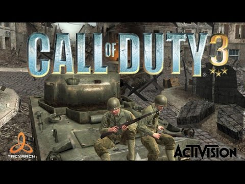 Gameplay Multi Call of Duty 3 En Marche Vers Paris FR Xbox 360