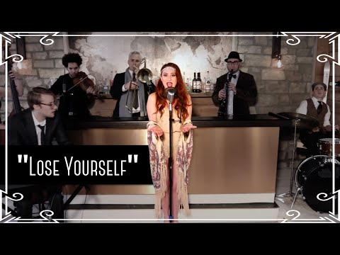 """Lose Yourself"" (Eminem) Gypsy Jazz Cover by Robyn Adele Anderson"