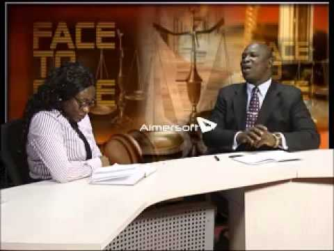 1.1 Face To Face With The Law 11th March 2014