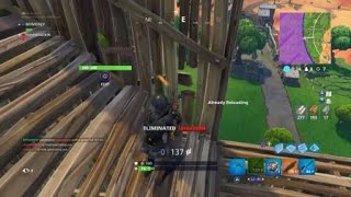 Fortnite build off with BFF Money