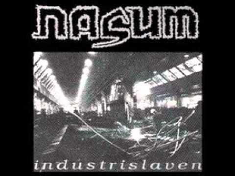 NASUM - Industrislaven  EP 1995 music