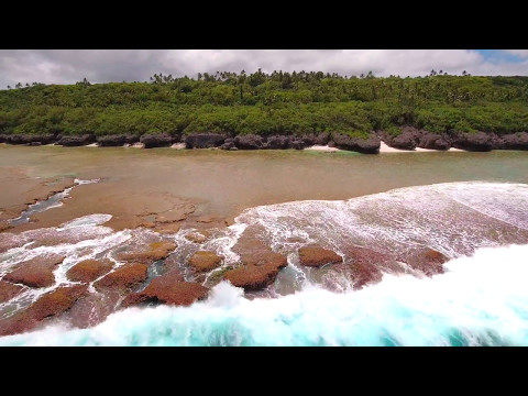 Mangaia - A View from Above