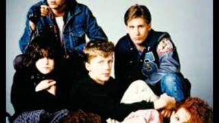 The Breakfast Club Soundtrack-Love Theme