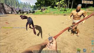 ARK Survival Evolved #3 За решеткой